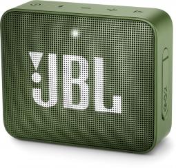 Портативная акустика JBL GO2 Green (зеленый)