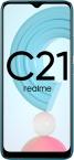 Смартфон realme C21 4/64GB Blue (Голубой) EAC