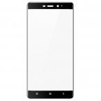 Защитное стекло 3D для Xiaomi Redmi 4 Черное
