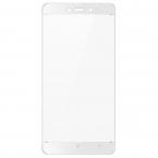 Защитное стекло 3D для Xiaomi Redmi Note 4 Белое